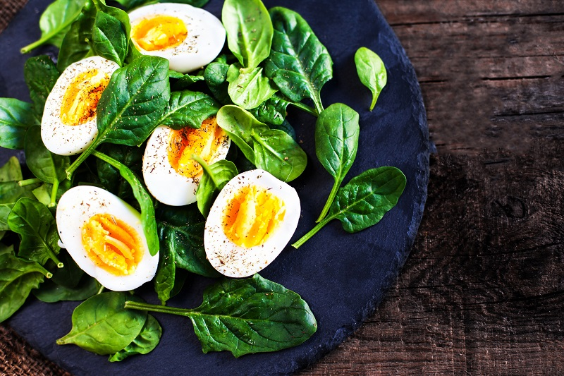 Egg diet: how to lose weight using this food