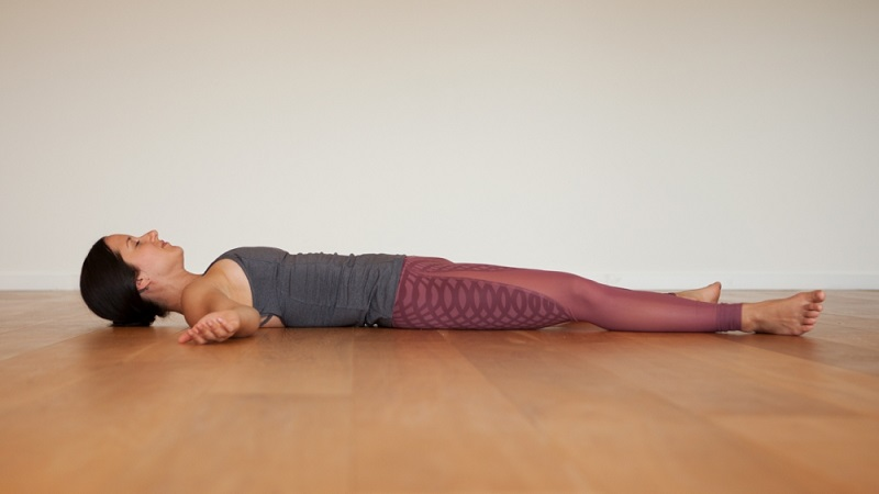 Yoga sequence to reduce stress