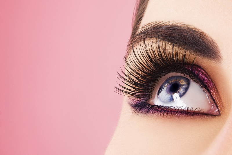 Homemade tricks to grow eyelashes