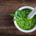 Rocket pesto, the easy and tasty recipe in 5 minutes!