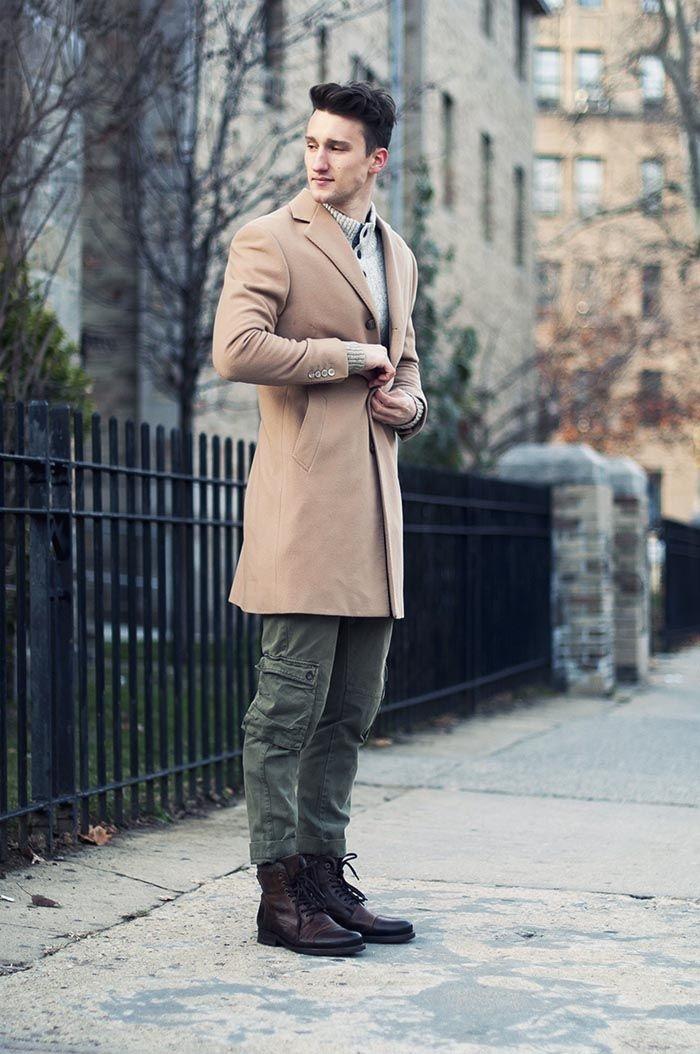 Men trench coats