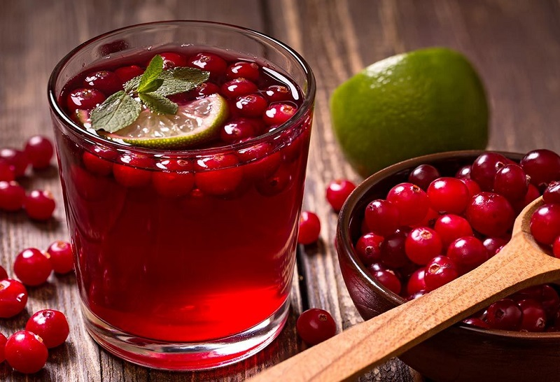you need to know about cranberry juice