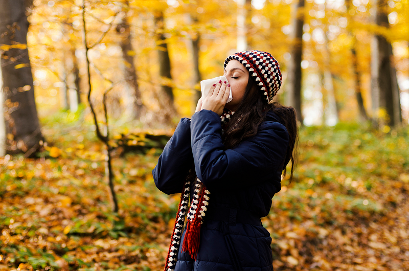 Autumn allergies, all the tips to avoid them