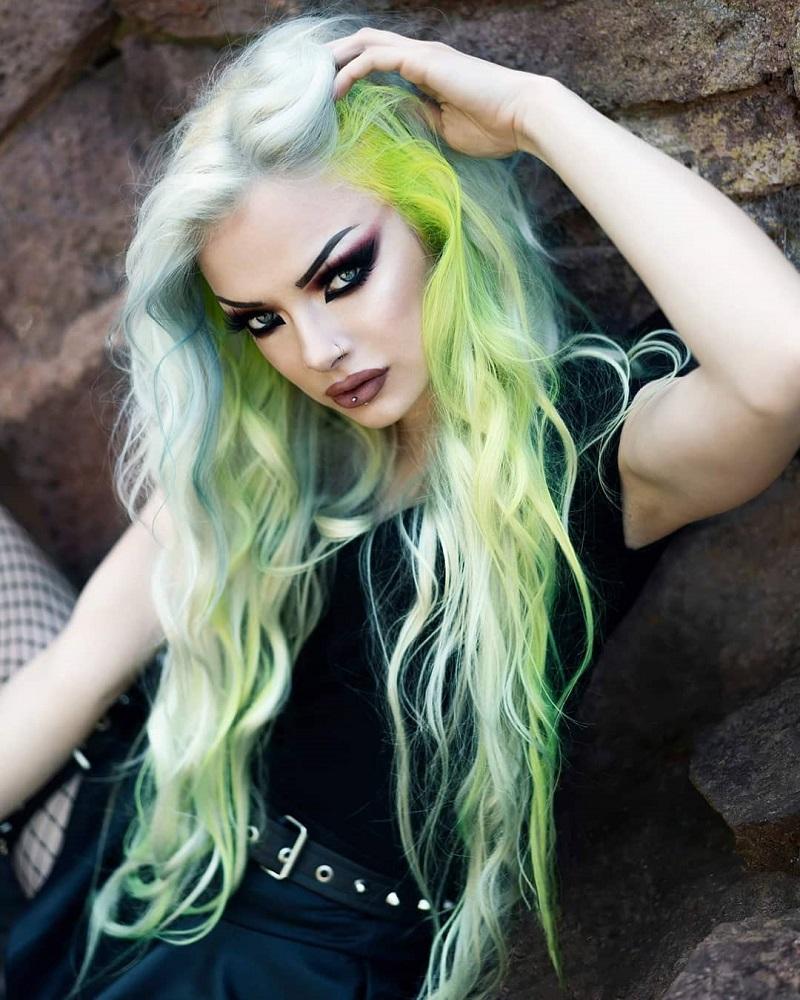 Green Hair Dye Can It Hurt Me