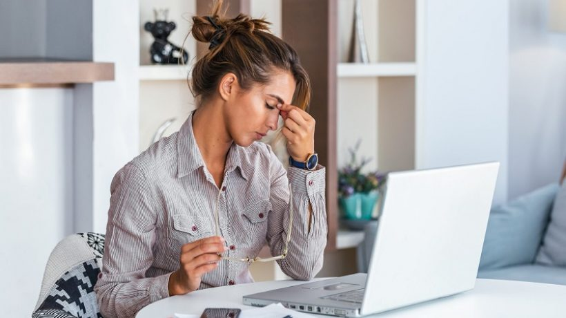 Headache after work? The possible causes and remedies of migraine