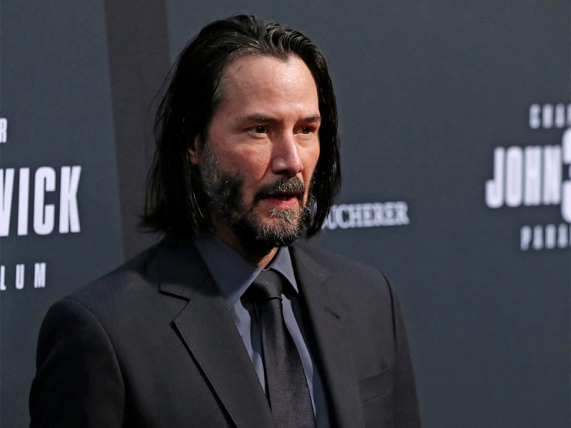 Keanu Reeves biography of a different celebrity