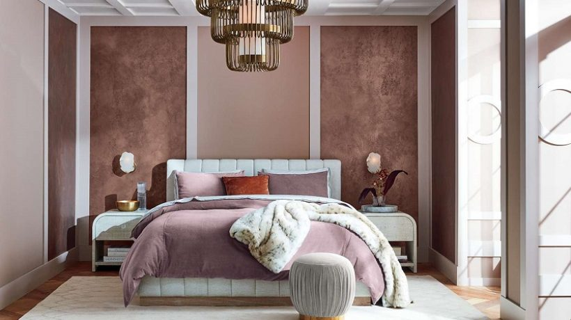 Modern bedroom: sleep well and in style
