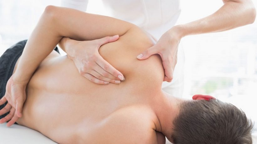 Overcoming shoulder blade pain: exercises to recover better