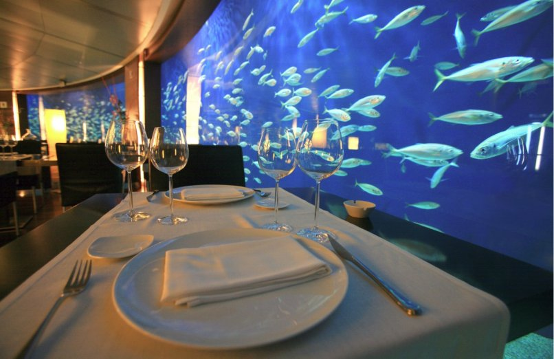 Romantic restaurants in Valencia