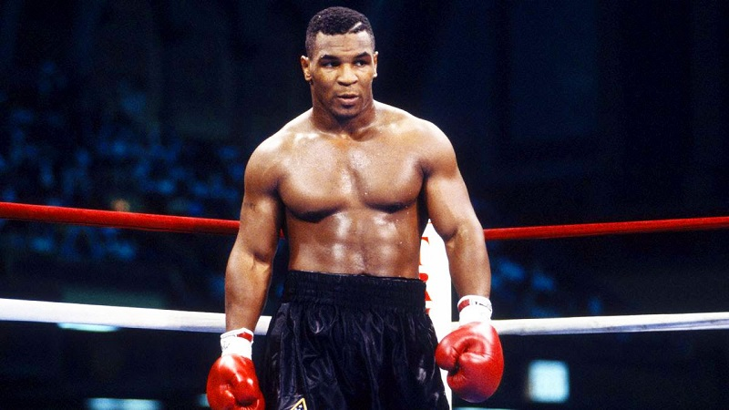 Mike Tyson Height