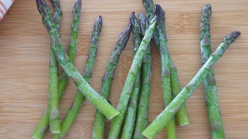 How to store asparagus?