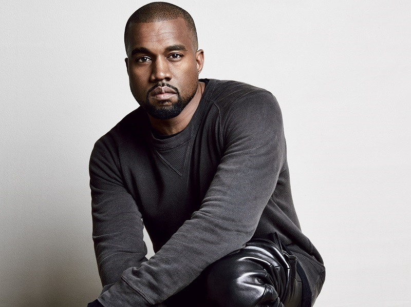 Kanye West Height