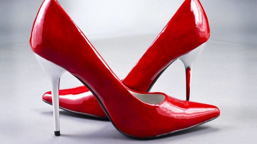 How to combine your high red heels